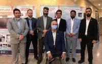 گزارش حضور در همایش ملی پدافند شیمیایی دانشگاه حضرت بقیه الله العظم – تهران ۸تیرماه ۱۳۹۹