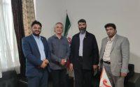 جلسه و دیدار با دکتر سید علی نیاکان تیرماه  ۱۳۹۹