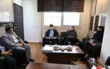 دکتر عباس احمدی مهر دبیر و رئیس سازمان جمعیت جوانان استان تهران